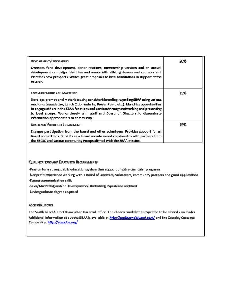 Cover Letter Before Resume Alumni Director Cover Letter Director